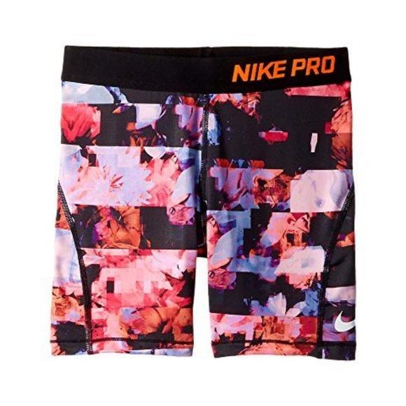 39f4b769d47 Nike Pro Kids' Spandex Shorts